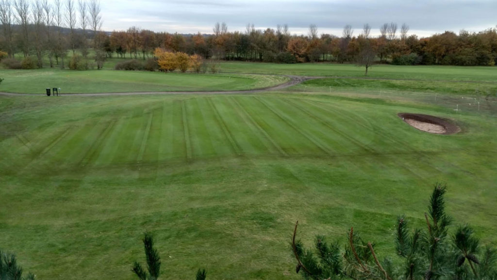 Drainage for Golf Courses