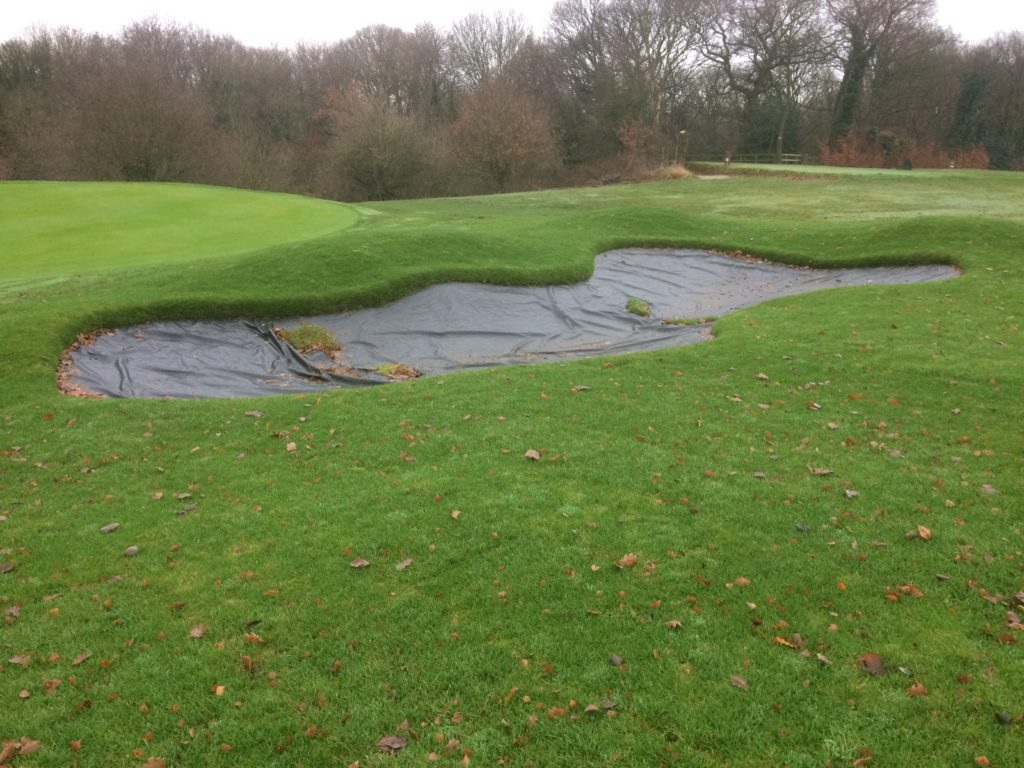 Astbury Golf Course